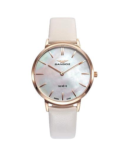 Reloj Suizo Sandoz Mujer 81348-97