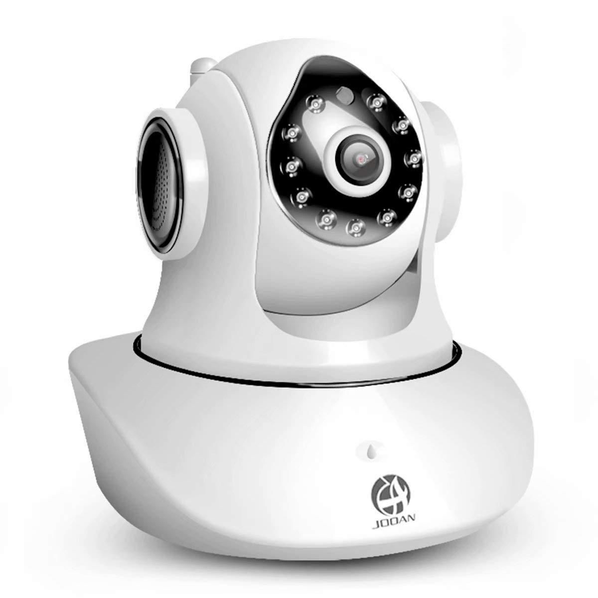JOOAN IP Camera HD 720P Network Wireless Camera Remote Monitoring Security Camera with Two-Way Audio(Danale APP)