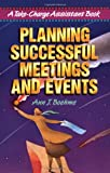 Planning Successful Meetings and Events, Ann J. Boehme, 0814479952