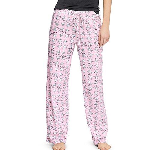 HANES Ooh La La Women's Sleep Pants - 26558 - Ooh La La, Large