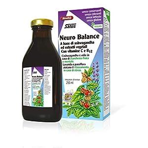Salus Neuro Balance - Integratore Alimentare Con Ashwagandha Ed Estratti Vegetali - 250 Ml 1 spesavip