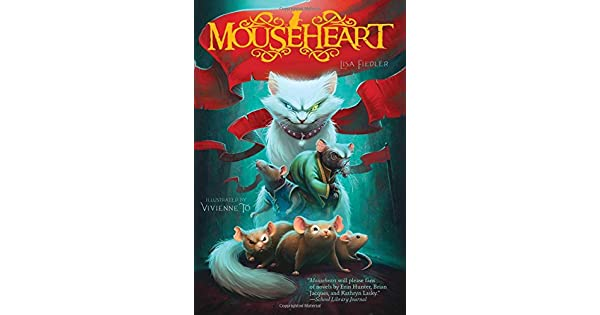 Amazon.com: Mouseheart (9781442487833): Lisa Fiedler ...