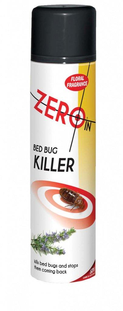 Cero En chinches control de plagas Killer 300ml Aerosol-: Amazon.es: Hogar