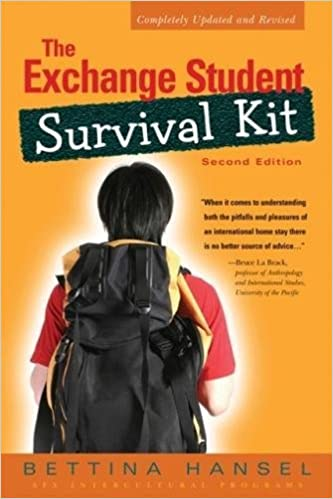 Image result for the exchange student's guide to survival