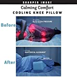 Calming Comfort Cooling Knee Pillow by Sharper