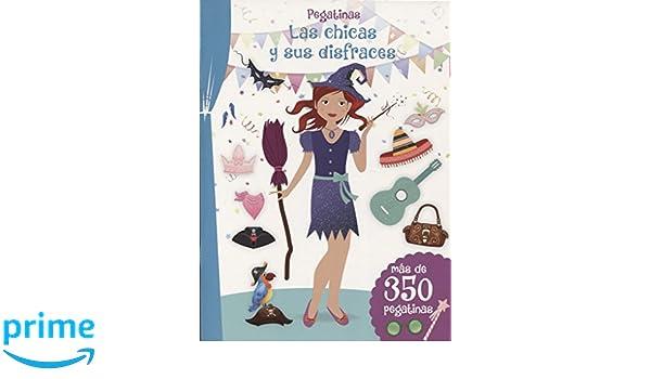 Pegatinas: Las chicas y sus disfraces (Spanish Edition): Ars Edition: 9788491451389: Amazon.com: Books
