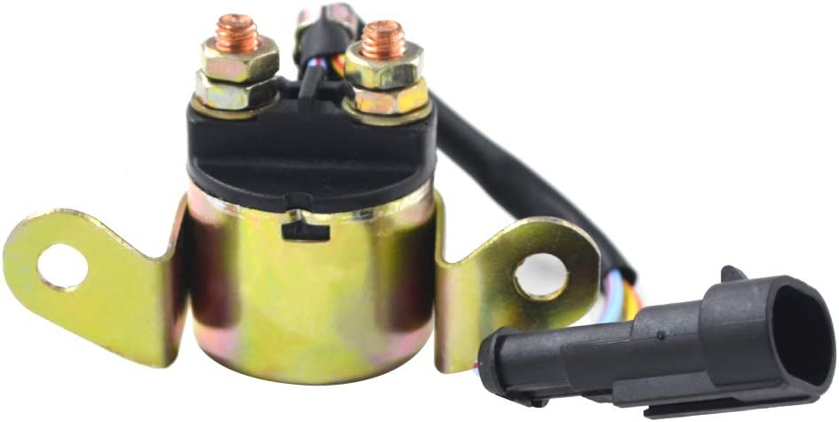 XuLong 4012001 4010947 Starter Solenoid Relay Switch for Polaris Ranger 400 500 700 800 900 //Polaris RZR 1000 570 800 900 //Polaris UTV ATV