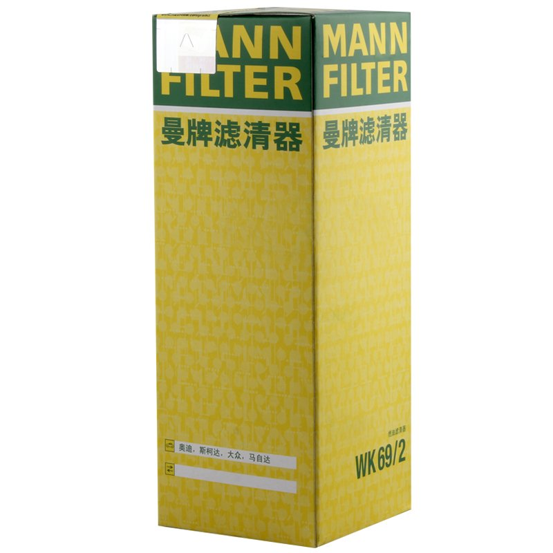 Mann Filter WK 69//2 Filtro para Combustible