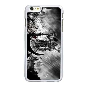 Darksiders N1S68 ii H1S1MR funda iPhone 6 4.7 pufunda LGadas funda caja del teléfono celular cubren PH8UVB4YL blanco