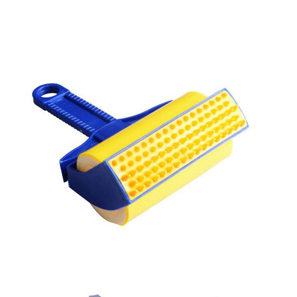 BoZhiLin Clothes Sticky Hair to Dog Hair cat Hair pet Hair Cleaner Brush dusting Brush Sticky Hair can be Repeated Washing