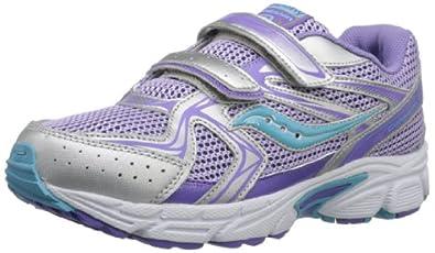 9bc74e52f600 Saucony Girls Cohesion 6 H L Running Shoe (Little Kid Big Kid)