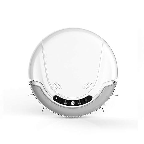 E-KIA Robot Aspirador Aspiradoras Sin Bolsa - SuccióN Alta con Brocha Batidora, Sensor