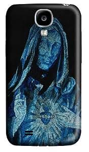 Blue 2 Custom Samsung Galaxy I9500/Samsung Galaxy S4 Case Cover Polycarbonate 3D