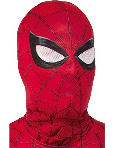 Rubie's Men's Spider-Man Adult Costume accessories, Spider-Man: Homecoming, Hood