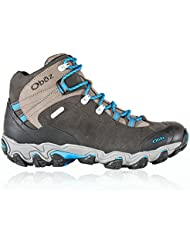 Oboz Mens Bridger BDRY Hiking boot
