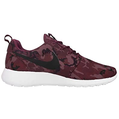 Product Name: Nike Men's Rosherun Print , VILLAIN RED/BLACK-TEAM RED-