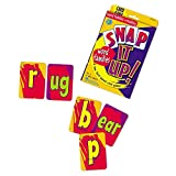 Learning Resources Snap It Up! Phonics & Reading Card Game