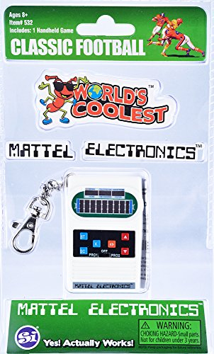 Handheld Impulse (World's Smallest World's Coolest Electronic Handheld Game)