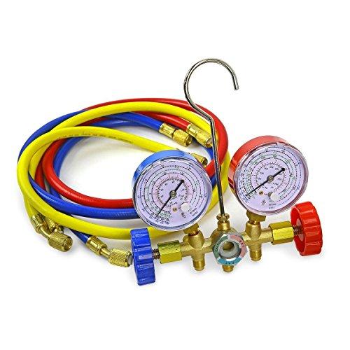 digital ac gauges r22 r134 r410a - 9