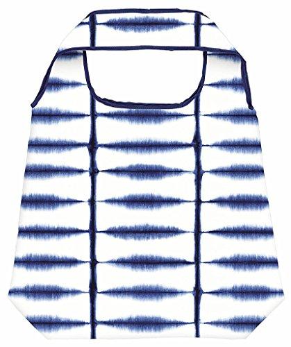 Moses Shopper Shibori   Faltbare Einkaufstasche   umweltfreundlich, wiederverwendbar