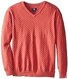 Cutter & Buck Men's Big-Tall Mitchell V-Neck Sweater, Fairmount, 3X/Big