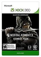 Mortal Kombat X Kombat Pack  - Xbox 360 [Digital Code]