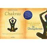 Chakras-Set: Die Energiezentren ganzheitlich aktivieren. Buch mit 56 Übungskarten