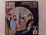 eight days a week / rock n roll music +2 45 rpm single
