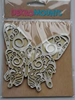 Aspire Crafts Dekromounts Ornate Butterflies