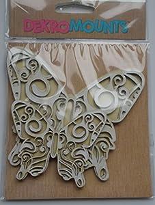 Aspire Crafts Dekromounts Ornate Butterflies