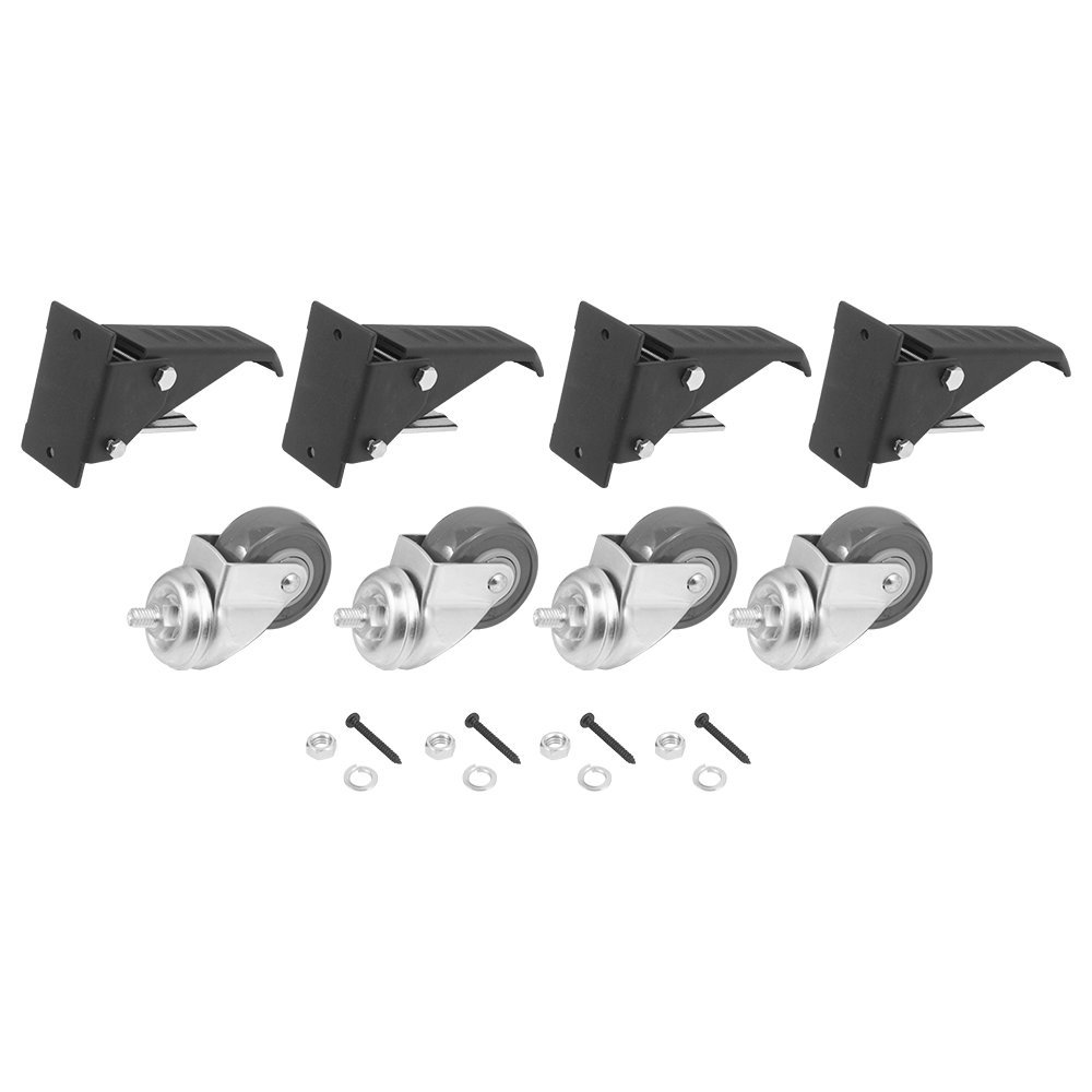 Work Bench Caster Kit ( pack of 4 ) by Fulton (Image #3)