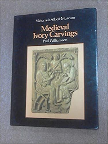 f6d7bfa338f3ee Introduction to Medieval Ivory Carvings (Victoria and Albert Museum Introd.  to the Decorative Arts Series)  Paul Williamson  9780880450065  Amazon.com   ...