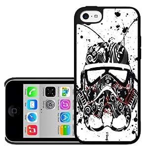 Aztec Darth Vader Star Wars Hard Snap on Phone Case (iPhone 5c)