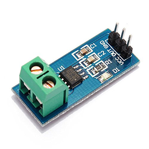 1Pc 30A New Range Current Sensor Module Board For ACS712 from Generic