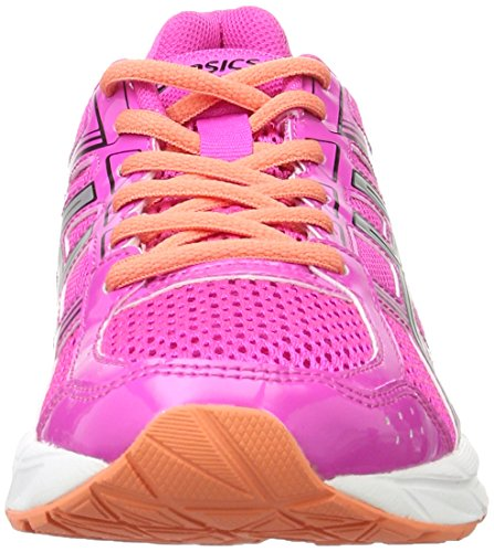 Shoes Silver Gel Multi Pink Women's 4 Competition Asics Glow Black Running Contend colored UP6Txw6qYn