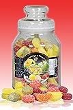 Assorted Fruit Candies 10.5oz (3 Jars)