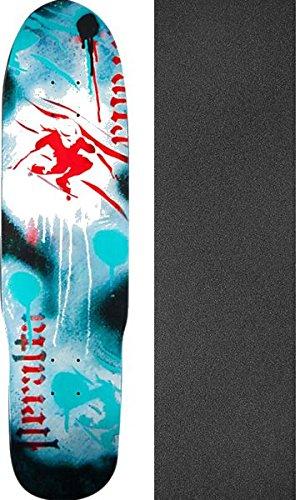 印象のデザイン Powell PeraltaヒップスターIIIスケートボードデッキ – 8.5