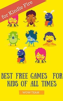 Amazon.com: free kids games for kindle fire: Apps & Games