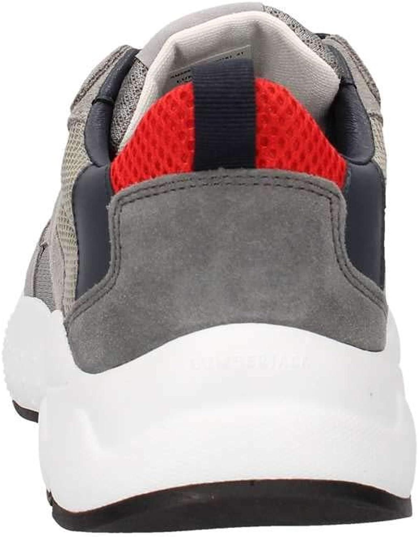 Lumberjack SM58805-002 Sneakers Uomo Grigio