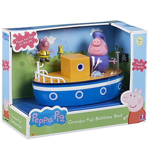 (Peppa Pig 05060 Grandpa's Bath Time Boat)