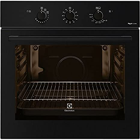 Electrolux F13GN - Horno (Medio, Gas natural, 69 L, 69 L, 50-250 ...
