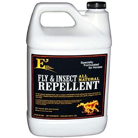 E3 Elite Fly And Insect Repellent For Pets 1 Gal