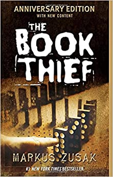 Image result for the book thief book
