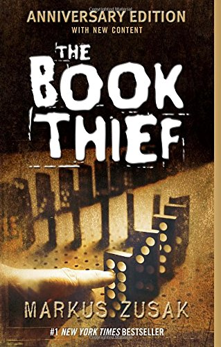 Book cover for The Book Thief
