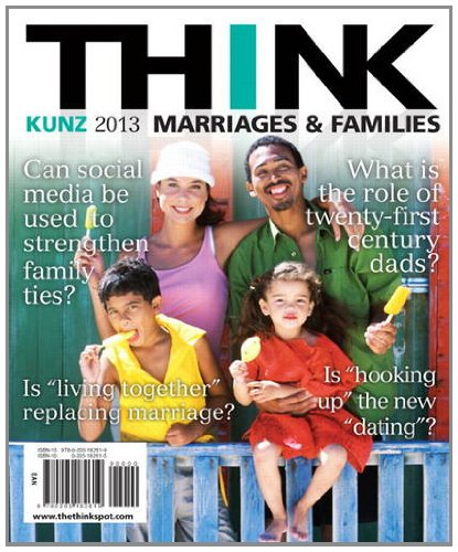 THINK Marriages and Families (2nd Edition) by Pearson