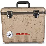 ENGEL Cooler/Dry Box 19 Qt - White