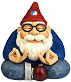 Twig & Flower The Ohm Gnome (Smiles and Serenity for Your Home Or Fairy Garden) by For Sale