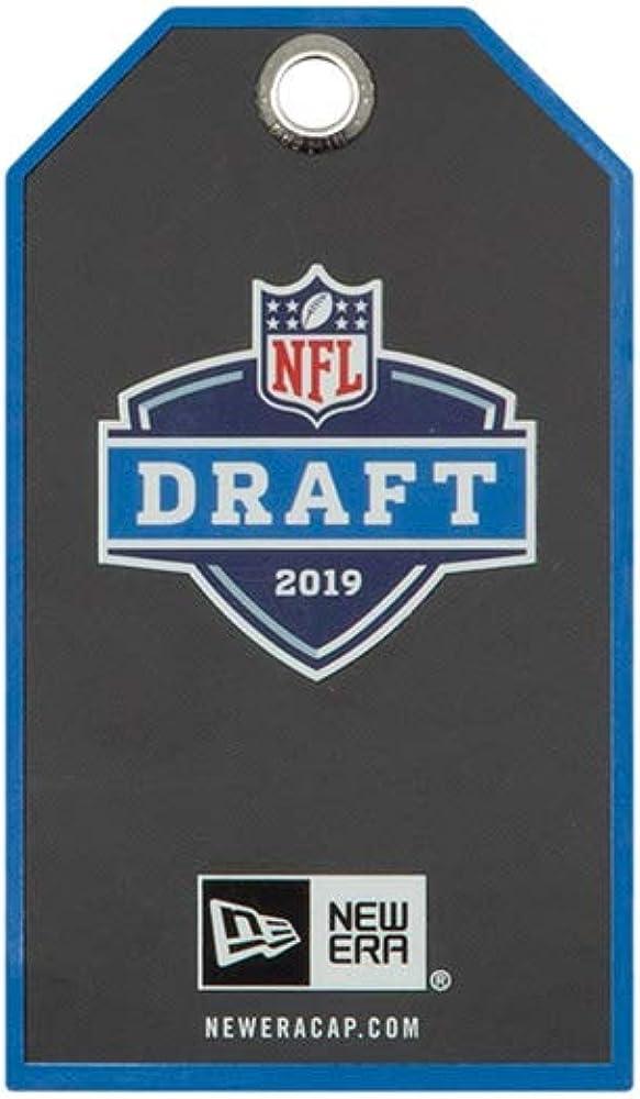New Era Jacksonville Jaguars 9forty Adjustable Cap Nfl19 Draft