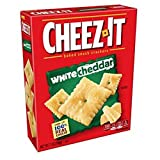 #6: Cheez-It White Cheddar Baked Snack Cheese Crackers, 7 Ounce Box