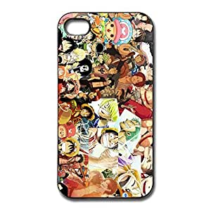 One Piece Luffy Full Protection Case Cover For IPhone 4/4s - Summer Cover